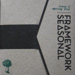 ::: framework:seasonal ::: spring 2012 edition :::