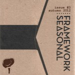 ::: framework:seasonal ::: autumn 2012 edition :::